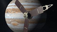 Kdy vznikl Jupiter? Sonda Juno se vydává na průlomovou misi
