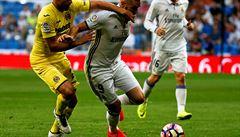 Real jen remizoval s Villarrealem. Nepřekonal tak rekord Barcelony