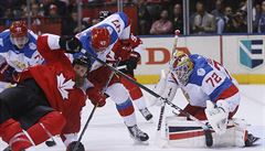 Bitva gigantů za dějiny i vlast. Kanada vs. Rusko: větší bitvy v hokeji nejsou