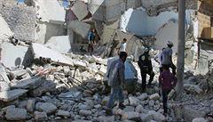 Moskva: Pro úspěch míru v Sýrii je nutné oddělit radikály od umírněné opozice