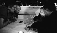 Havel 80: Lidé u nás jej měli rádi, bylo to havlovské, vzpomíná fotograf Bán
