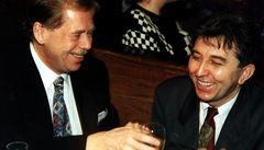 Havel 80: Lidé Havlovi projevovali autoritu sami od sebe, říká Fenič