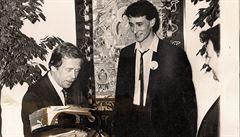 Havel 80: Nutili jsme Havla, aby se více hýbal, vzpomíná kdysi nejmladší poslanec