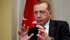 Erdogan útočil na západní země: Nizozemsko patří k soudu, Německo podporuje terorismus