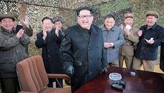 Máme speciální jednotky trénované k vraždě Kim Čong-una, odhalila Jižní Korea