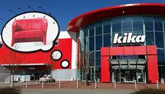 Nábytkářská dvojka Kika spustila e-shop. Rival IKEA ho má od podzimu