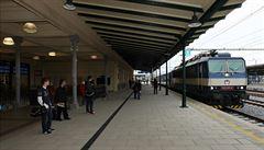 Nehoda na nádraží v Blansku omezila provoz na trati do Brna