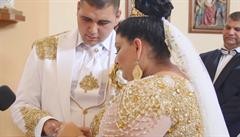 Hitem slovenského internetu se stala romská svatba