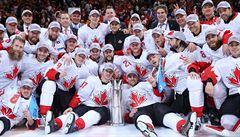 Kanada vyhrála Světový pohár, obhájila titul z roku 2004