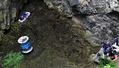 Hranická propast je nejhlubší zatopenou jeskyní světa, ukázal výzkum