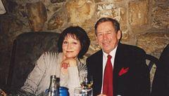 Havel 80: Václav si srdíčko u podpisu půjčil ode mě, vzpomíná Kubišová