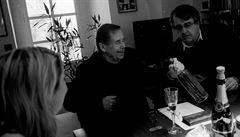 Havel 80: Jsem asi jediný producent, který zaměstnal prezidenta jako režiséra, říká Bouček