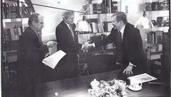 Havel 80: Prý byl složitý, Já si myslím, že byl jenom člověk, říká de Callier