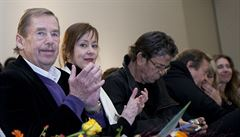 Havel 80: Spolužáci na mě koukali, když jsem vyprávěla o Havlovi, říká Lindaurová