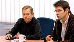 Havel 80: Havel byl úžasný šéfredaktor. Škoda, že jen na jeden den, říká Šimůnek