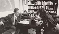Havel 80: Havla jsem zažila odvážného i plného strachu, vzpomíná Marcela Pecháčková