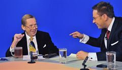 Havel 80: Exprezident mi dal seznam lidí, kteří mu prošli životem, říká Moravec