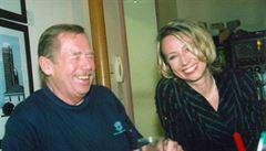 Havel 80: Havel řekl, že Kubišová po bytech zpívat nebude, vzpomíná Kateřina Bursíková Jacques