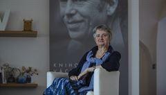 Havel 80: Novináři měli echo, kdy bude Havel na poště, vzpomíná Freimannová