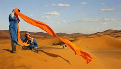 Vítejte v africkém Hollywoodu. V marockém Ouarzazate si byt koupil i Brad Pitt