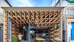 Příroda ve městě. Japonský architekt chce nahradit beton dřevem