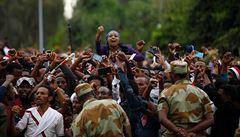 Policie v Etiopii rozháněla demonstraci ostrou střelbou. Nejméně pět lidí zemřelo