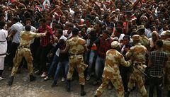 V Etiopii probíhají etnické konflikty. K moci přícházejí lidé nenávidící vládu