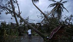 Hurikán Matthew má už 140 obětí, nejvíce na Haiti