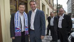 Poslanecký klub SPD povede Radim Fiala, původně působil v ODS