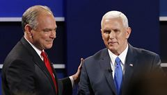 Kdo jsou kandidáti na viceprezidenta USA? Evangelický bojovník proti potratům a nudný katolík
