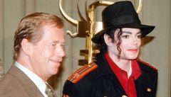 Havel 80: Václav se ptal Jacksona, jestli je černý, nebo bílý, vzpomíná Macháček