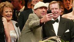 Havel 80: 'Bohdalku do pivovaru přitáhnu'. Jak ráda bych tam s ním dneska šla, říká Bohdalová