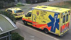 Nehoda na Hodonínsku si vyžádala čtyři mrtvé. Silnice je uzavřená