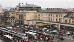 Na hlavním nádraží v Brně začne roční výluka. Postihne 40 tisíc cestujících