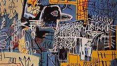 Žebříček nejdražších současných výtvarných umělců vede Basquiat