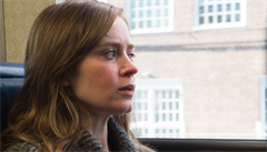 Filmové premiéry: thriller Dívka ve vlaku, Kevin Spacey v těle kocoura a karlovarský vítěz