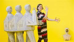 Instalace, videa i sochy. Finalisté Chalupeckého ceny vystavují ve Veletržním paláci