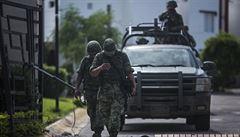 Gang v Mexiku zastřelil pět vojáků. Podezřelí jsou synové 'prcka' Guzmána