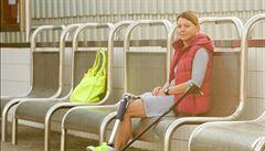 Plavkyně Pechová přišla o nohu, přesto chce zdolat kanál La Manche