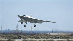 Máme technologicky vyspělé bezpilotní letouny, chlubí se Írán