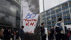 'Česku, Evropě i světu chybí člověk jako Václav Havel.' Svět si připomíná exprezidenta