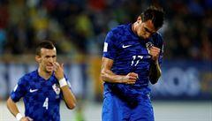 Chorvatsko deklasovalo v kvalifikaci na MS Kosovo 6:0