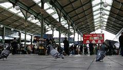Vlakový provoz na Masarykově nádraží je již plně obnoven