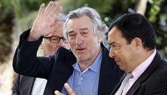 'Grázl, čuně, blb'. Do Trumpa se pustil i herec De Niro