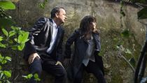 Na stopě... Tom Hanks a Felicity Jones ve filmu Inferno.