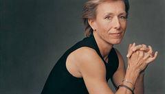 Bojovala s komunisty i s těmi, kdo odmítal její homosexualitu. Navrátilová slaví