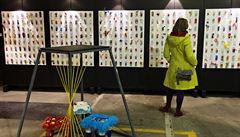 Ojedinělá výstava v Plzni. Designové výrobky z recyklovaného plastu