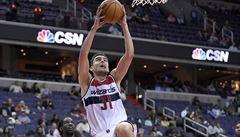NBA: Satoranský oslavoval výhru Washingtonu, sám ale neskóroval