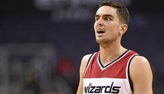 NBA: Satoranský při českém večeru pomohl Washingtonu otočit zápas