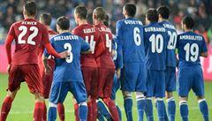Ázerbájdžánský tisk: Historický úspěch. Remíza s Čechy je zasloužená